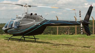 A picture of GLBDC - Bell 206B JeRanger III - [3806] - © Przemyslaw Burdzinski