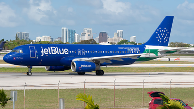 A picture of N531JL - Airbus A320232 - JetBlue Airways - © Mark Lawrence