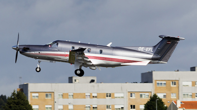 OE-EFL - Pilatus PC-12/47E - Private