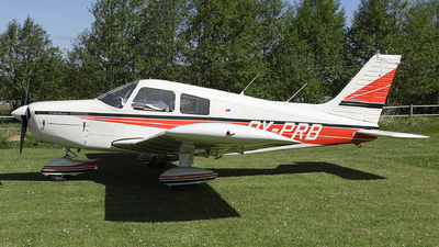 OY-PRB - Piper PA-28-140 Cherokee Cruiser - Private