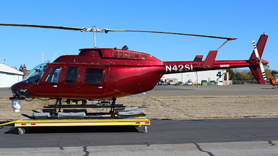 N42SL - Bell 206L-4 Long Ranger IV - Helicopters Inc.