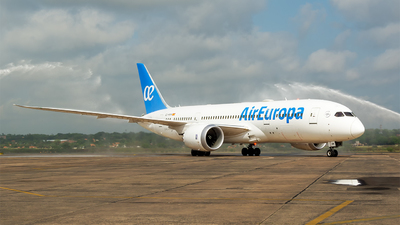 EC-MOM - Boeing 787-8 Dreamliner - Air Europa