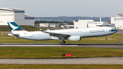 F-WWKZ - Airbus A330-343 - Cathay Pacific Airways