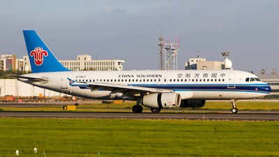 B-6627 - Airbus A320-232 - China Southern Airlines