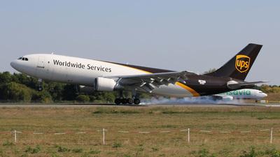 F-WWSX - Airbus A300F4-622R - United Parcel Service (UPS)