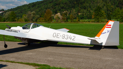 OE-9342 - Scheibe SF.25C Falke - Fliegerclub Linz