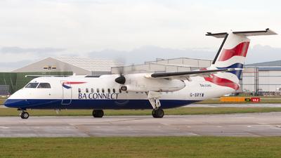 G-BRYW - Bombardier Dash 8-Q311 - BA Connect