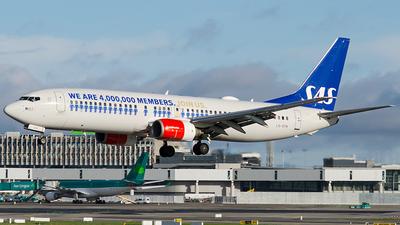 LN-RPM - Boeing 737-883 - Scandinavian Airlines (SAS)