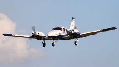 PT-WSP - Piper PA-34-220T Seneca V - Private