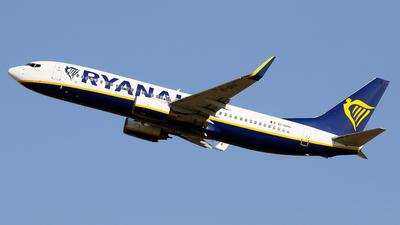 A picture of EIDPH - Boeing 7378AS - Ryanair - © Javier Rodriguez - Amics de Son Sant Joan