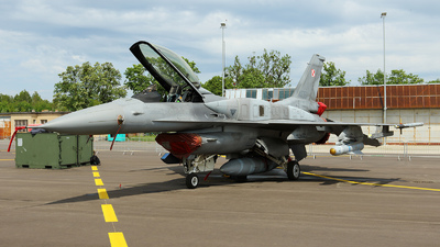 4061 - Lockheed Martin F-16C Fighting Falcon - Poland - Air Force