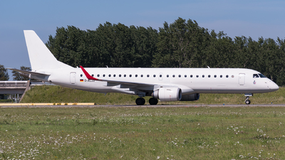 D-ACJJ - Embraer 190-100LR - WDL Aviation