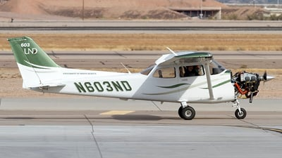 N603ND - Cessna 172S Skyhawk - University Of North Dakota