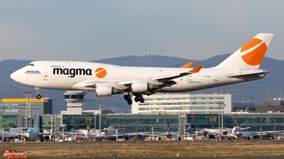 A picture of TFAMN - Boeing 7474F6(BDSF) - Air Atlanta Icelandic - © Sebastian Sowa