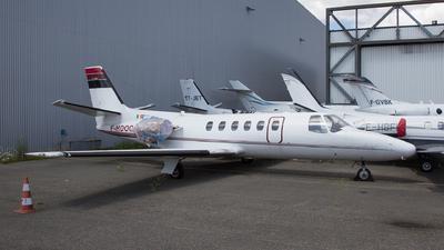 F-HDOG - Cessna 550 Citation II - Private