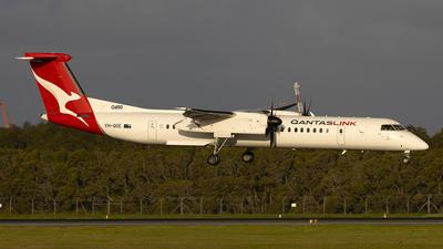 VH-QOE - Bombardier Dash 8-Q402 - QantasLink (Sunstate Airlines)