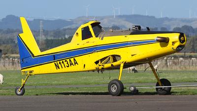 N113AA - Air Tractor AT-602 - AgAir