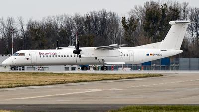 A picture of DABQJ - De Havilland Canada Dash 8400 - [4274] - © Antek Dec
