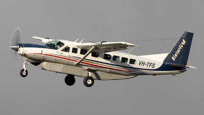 VH-TFS - Cessna 208B Grand Caravan - Hinterland Aviation