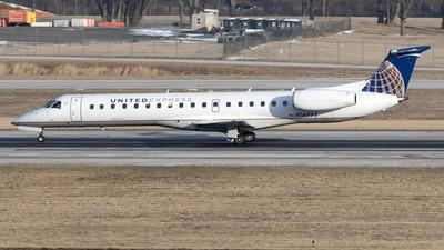 A picture of N14993 - Embraer ERJ145LR - United Airlines - © Felipe García