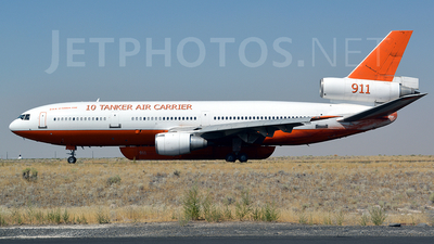 N17085 - McDonnell Douglas DC-10-30 - 10 Tanker Air Carrier