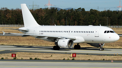 LY-VET - Airbus A319-112 - Avion Express