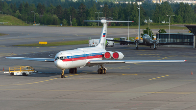 RA-86539 - Ilyushin IL-62M - Russia - Air Force