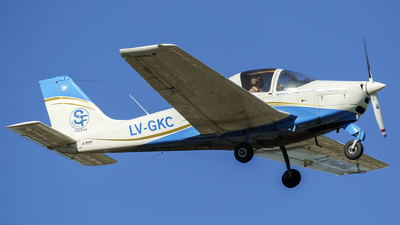 LV-GKC - Tecnam P2002 Sierra - Sky Flight