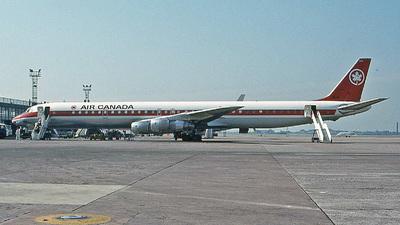 CF-TJY - Douglas DC-8-61 - Air Canada