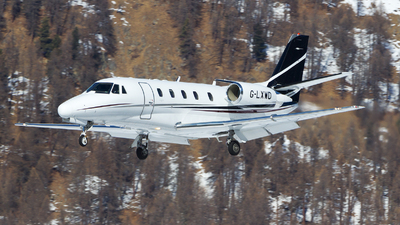 G-LXWD - Cessna 560XL Citation XLS - Catreus Ltd