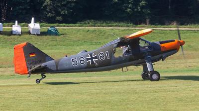 D-EFOB - Dornier Do-27A4 - Luftsportring Laupheim