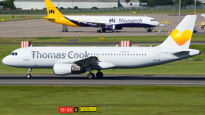 YL-LCL - Airbus A320-214 - Thomas Cook Airlines (SmartLynx Airlines)
