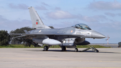 15110 - General Dynamics F-16AM Fighting Falcon - Portugal - Air Force