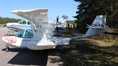 OH-XIU - Edra Aeronautica Super Pétrel - Private