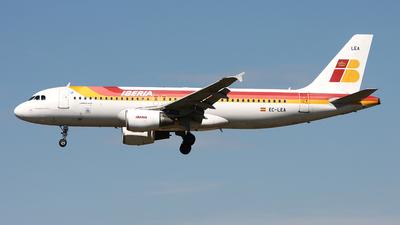 EC-LEA - Airbus A320-214 - Iberia