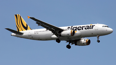 9V-TAV - Airbus A320-232 - Tigerair