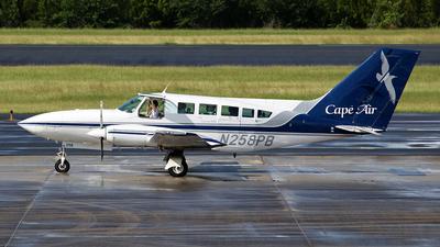 A picture of N258PB - Cessna 402C - Cape Air - © toyo_69pr