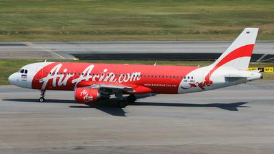 HS-ABU - Airbus A320-216 - Thai AirAsia
