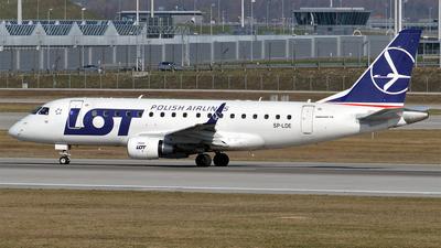 A picture of SPLDE - Embraer E170STD - LOT - © Hugo Schwarzer