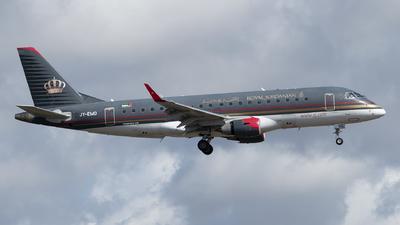JY-EMD - Embraer 170-200LR - Royal Jordanian
