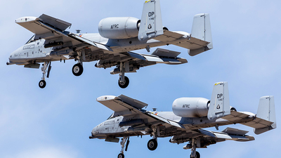 80-0146 - Fairchild A-10C Thunderbolt II - United States - US Air Force (USAF)