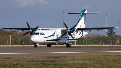 PNC-0245 - ATR 42-300 - Colombia - Police