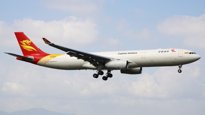 B-1042 - Airbus A330-343 - Capital Airlines