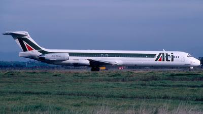I-DANG - McDonnell Douglas MD-82 - ATI Aero Trasporti Italiani