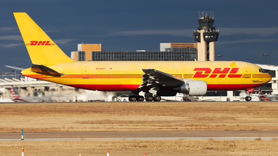 A picture of N650GT - Boeing 767231(BDSF) - DHL - © Andy Egloff