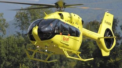 F-HNOR - Airbus Helicopters H145 D3 - SAF Hélicoptères - Service Aérien Français