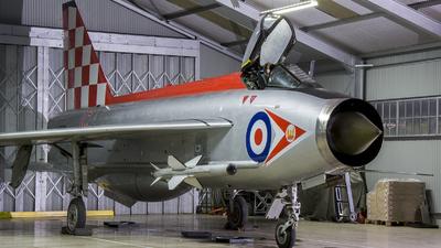 XR718 - English Electric Lightning - United Kingdom - Royal Air Force (RAF)