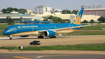 A picture of VNA871 - Boeing 7879 Dreamliner - Vietnam Airlines - © Quang_Minh_024