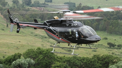 ZS-HOP - Bell 407 - Private