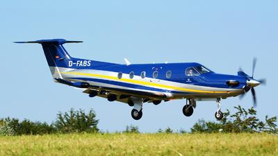D-FABS - Pilatus PC-12/47E - Private